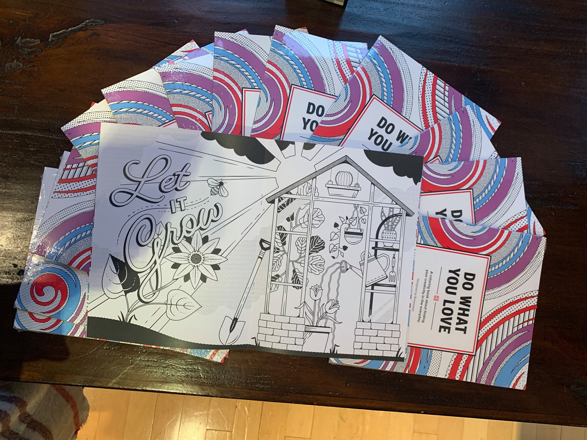 For 215 Day, Brownstein Helps Philadelphia Nursing Home Residents Pass the Time with Bespoke Coloring Books and Art Supplies | Brownstein